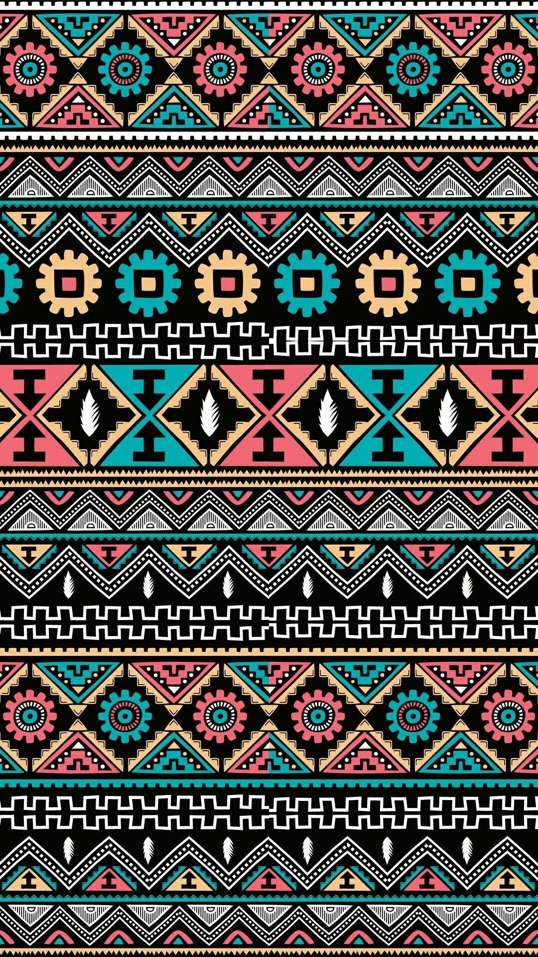 Elegant Tribal Pattern Iphone Wallpaper Aztec Wallpaper Chevron Wallpaper Aztec Phone Wallpaper