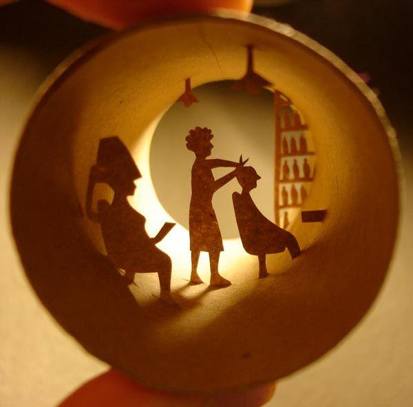 10 Creative Miniature Artworks
