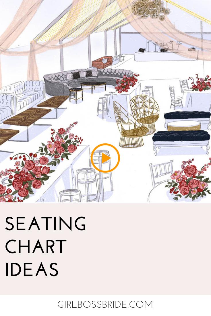 Idee per la disposizione dei posti a sedere per matrimoni ...