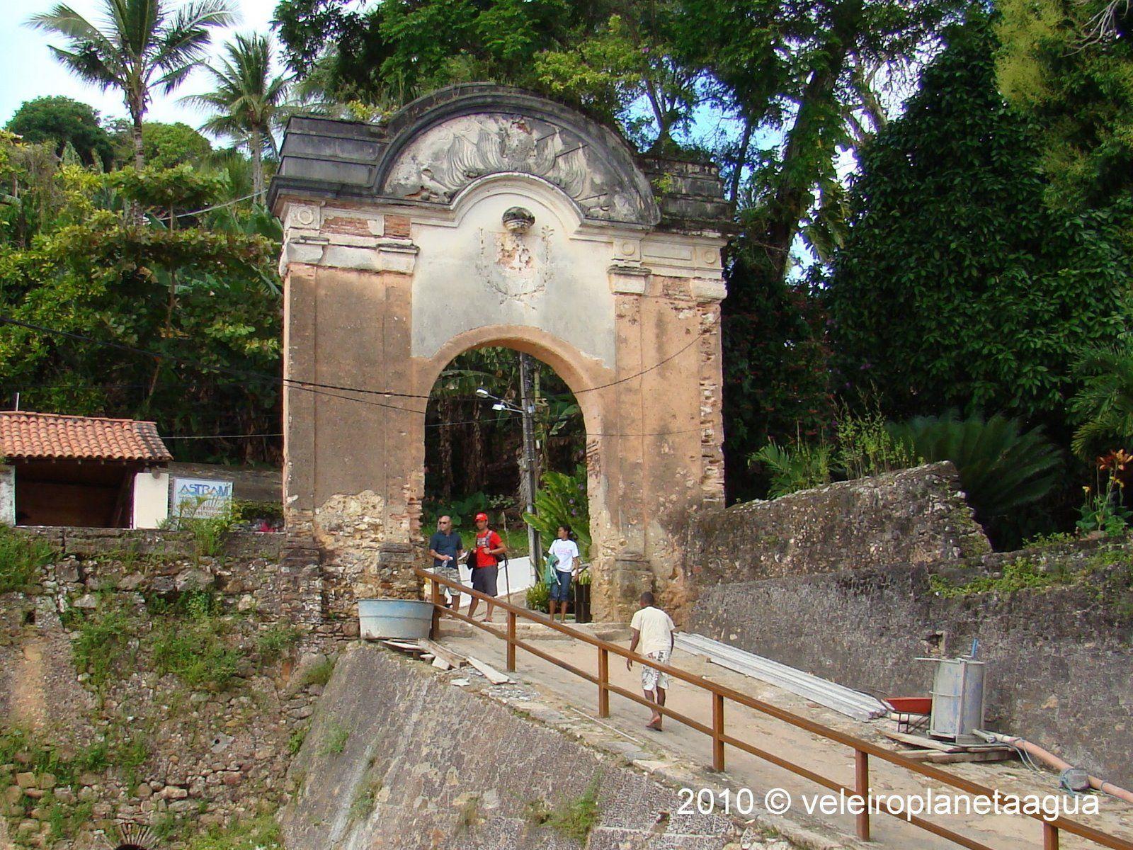 Portal antiguo