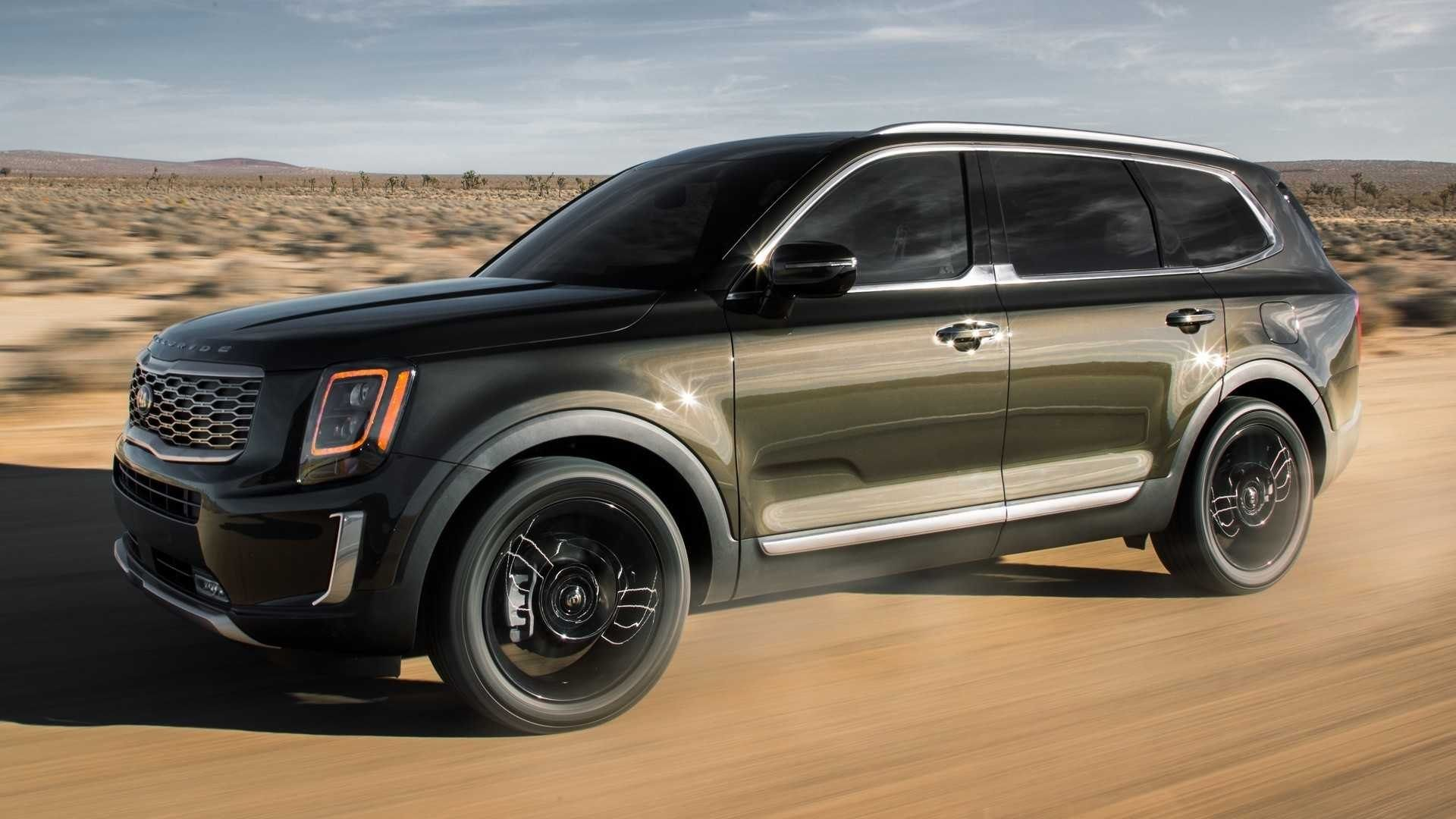 Most Expensive 2020 Kia Telluride Costs 50 775 Interior Exterior