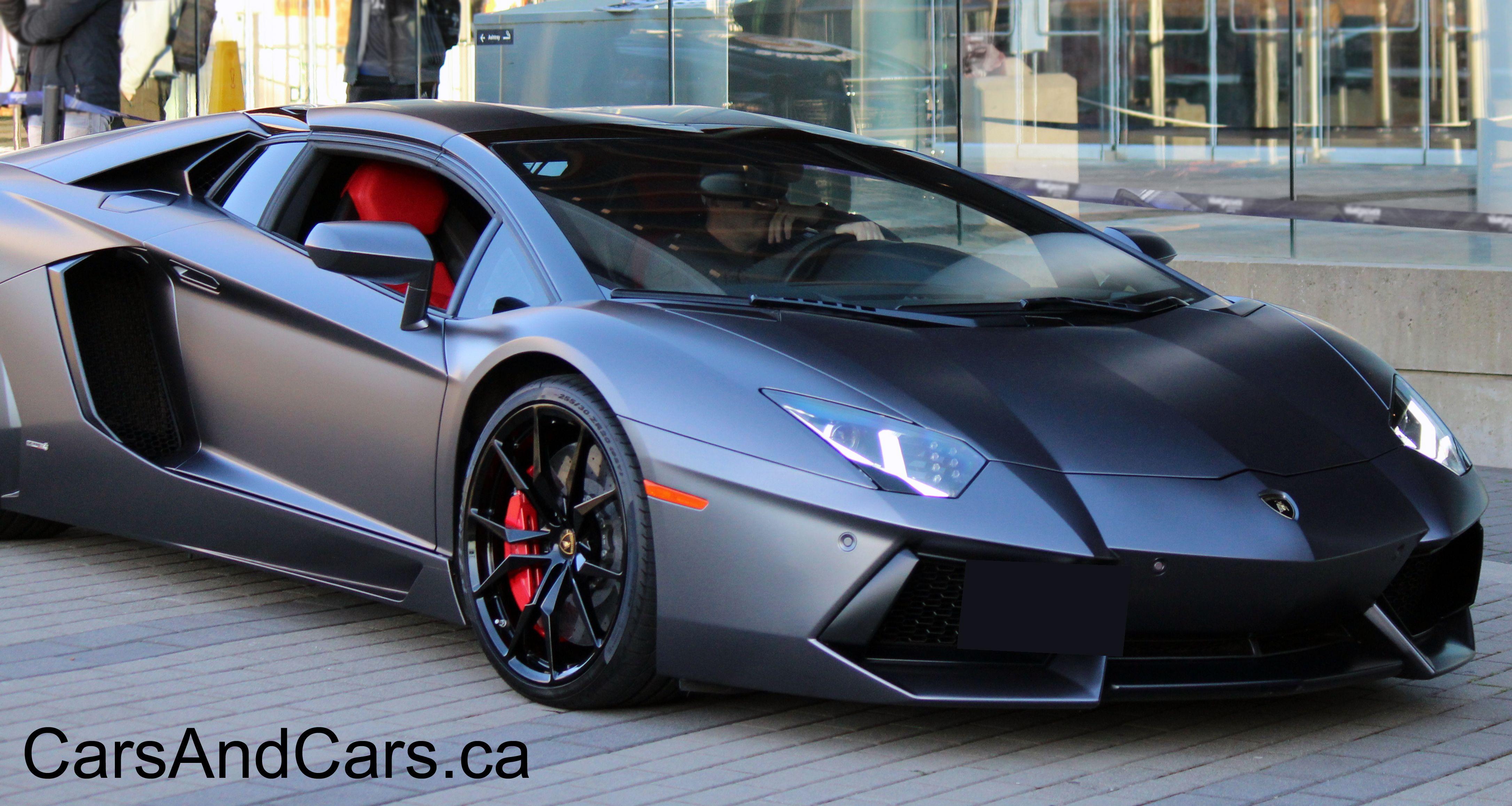 Lamborghini Aventador Lp700 4 Supercar Sportcar Luxury Canada