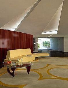 elrod house diamonds are forever | Elrod House By Lautner 1-8