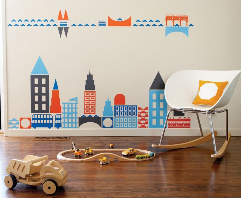 Childrens bedroom wall graphics v3 Blog We can design or print