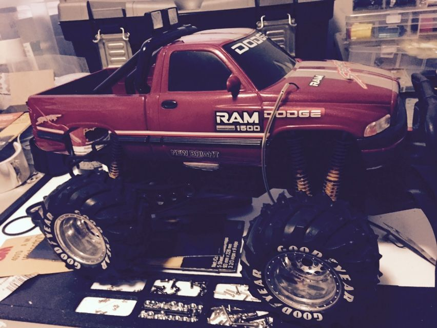 Future build. Plan on make this look like my 1:1 truck.