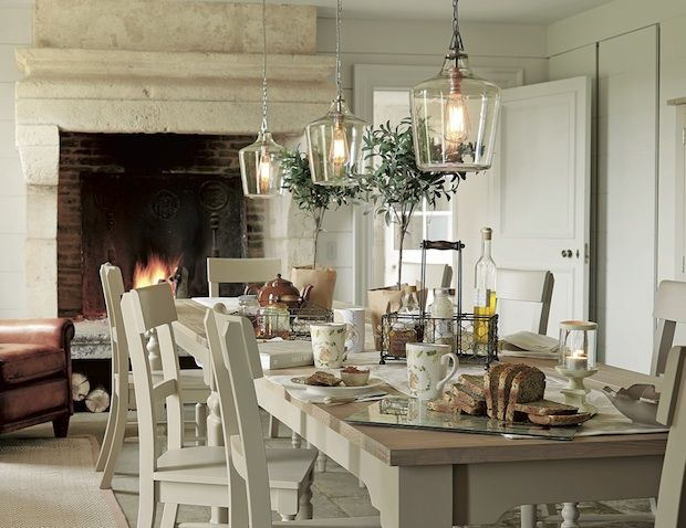 The Laura Ashley Blog Lighting Guide Dining Room
