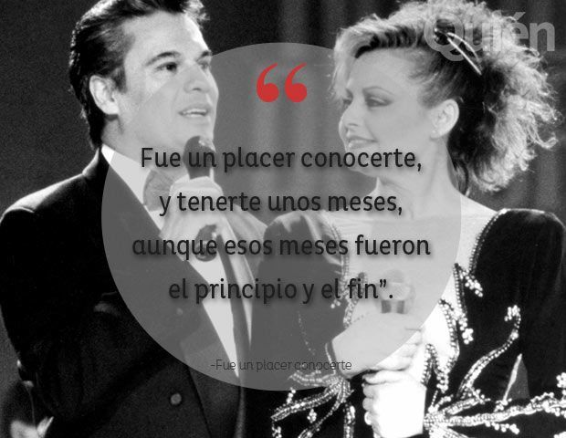 R.I.P Juan Gabriel..reunited with your old friend Rocio Durcal