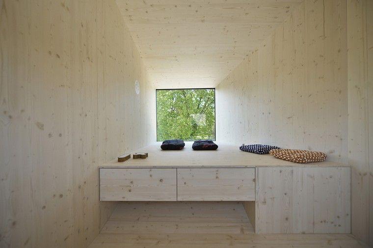 Maison en kit, fonctionnelle et inhabituelle conçue par le ...