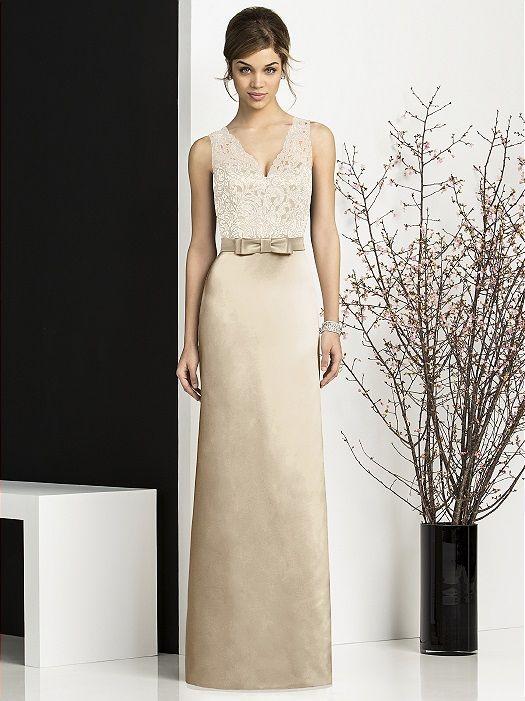After Six Bridesmaids Style 6675 | Bridal boutique, Bridal dresses ...