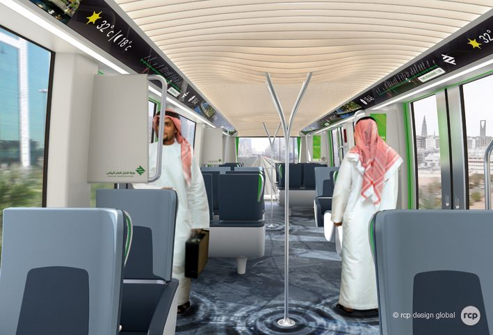 Riyadh Metro Project By RCP