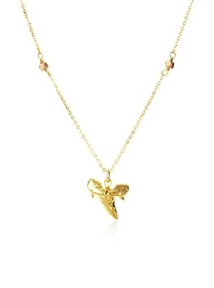 Amanda Rudey Jawsome Shark Tooth Necklace