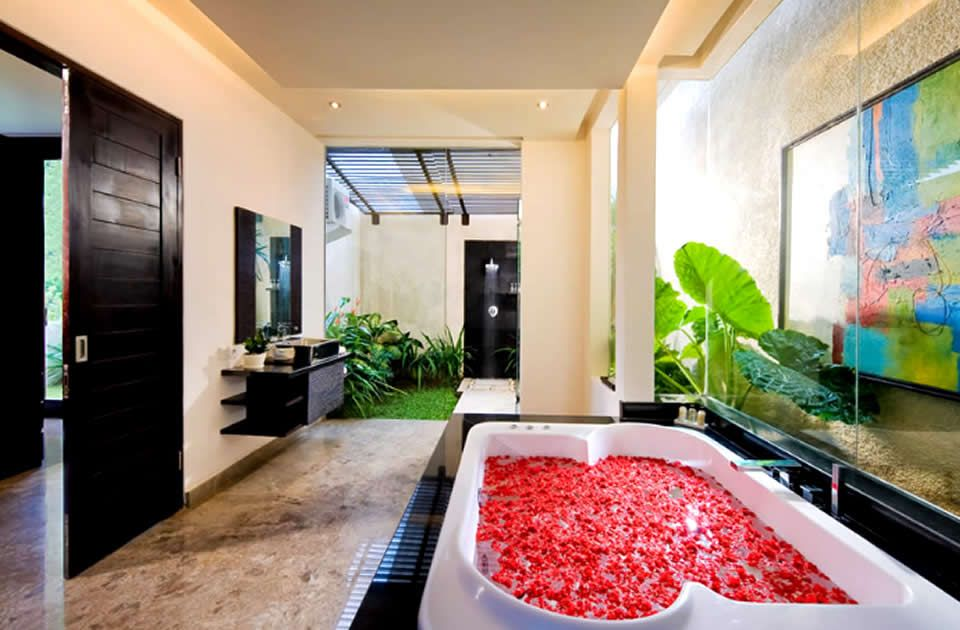 Luxury Modern Master Bathroom Hospitality Interior Design Of