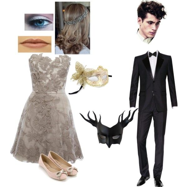 romeo and juliet masquerade modern day by katynmolly on polyvore featuring masquerade