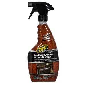 ZEP 24 oz. Leather Cleaner and Conditioner-ZUCLC24 | car ...