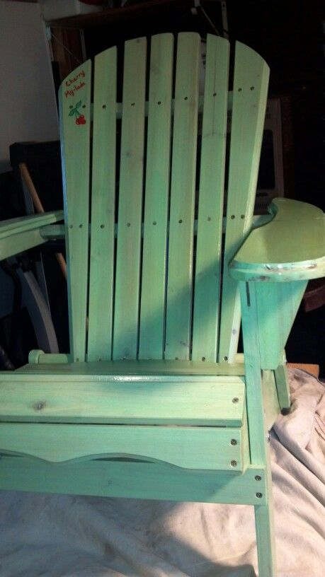 Made this for a friend! I love wood stain....minwax has a ...