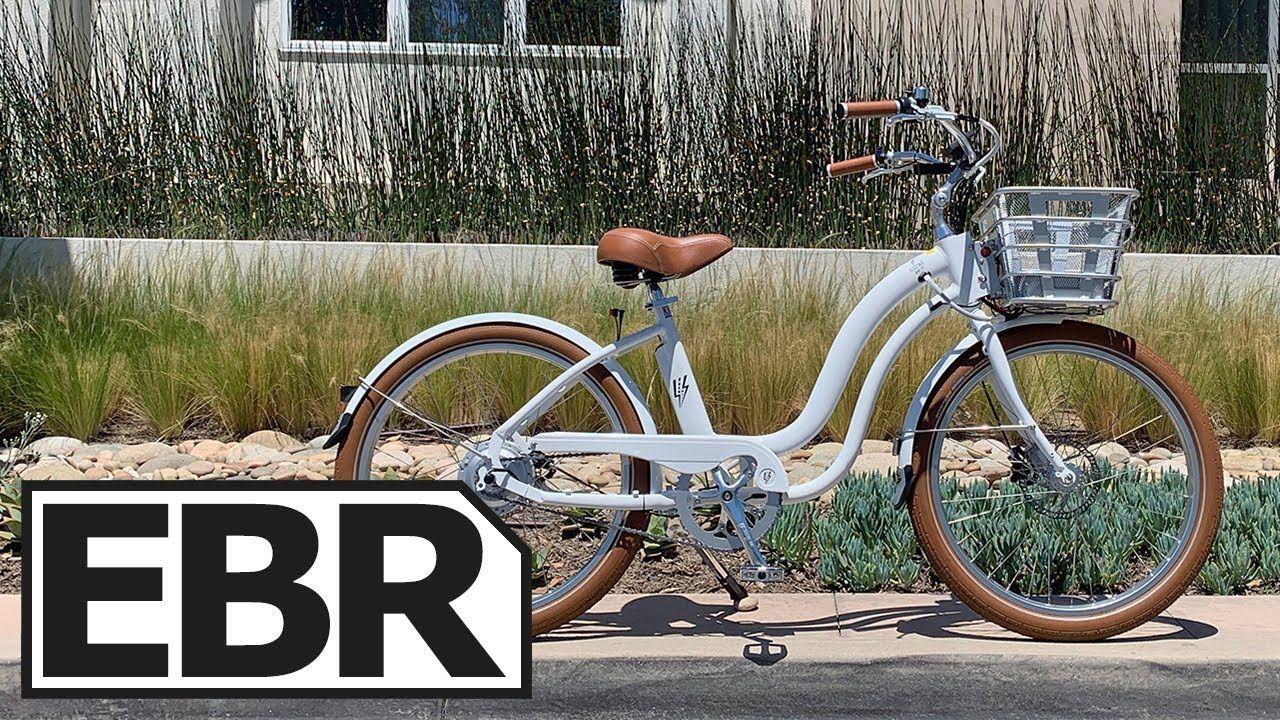 Electric Bike Company Model Y Review 1 3k Youtube Bike