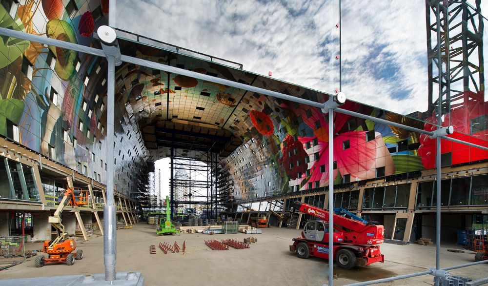 Roterdam, a maior obra de arte do mundo