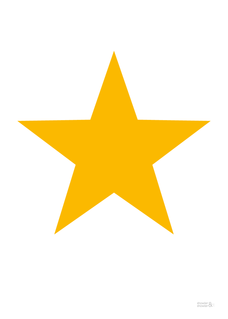 image regarding Printable Yellow Stars called Pix For \u003e Yellow Star Recall this Star artwork, Star print