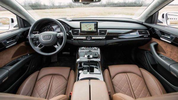 2018 Audi A8 Interior Audi Pinterest Audi A8 Car Pictures And