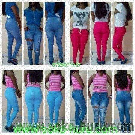 Ripped plain jeans and jeggings \u003e\u003e\u003e \u003c\u003c\u003c Fashion Pinterest