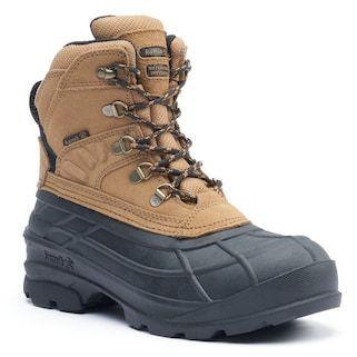 Winter boots, Mens waterproof winter
