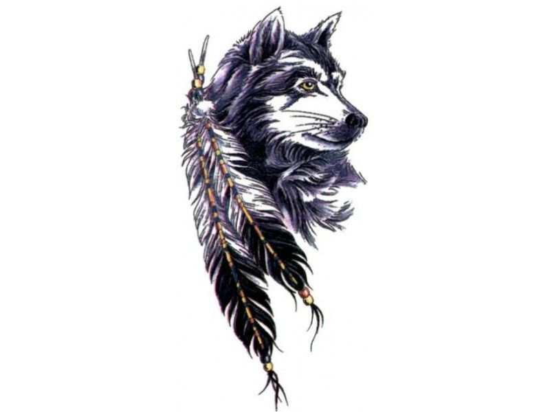 tatuagem lobo feminina - Pesquisa Google