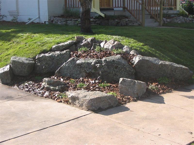 Rock Garden Design ideas Rock Garden Design plans Home Designs