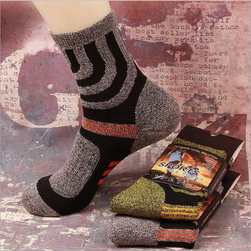 db002d169 1pairs   lot New Style Men CoolMax Socks Male High Quality Cotton Men s  Socks Male Winter