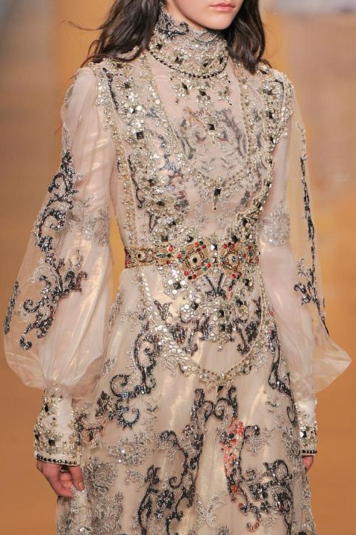 skaodi:  Details from Reem Acra Fall/Winter 2015. New York Fashion Week.