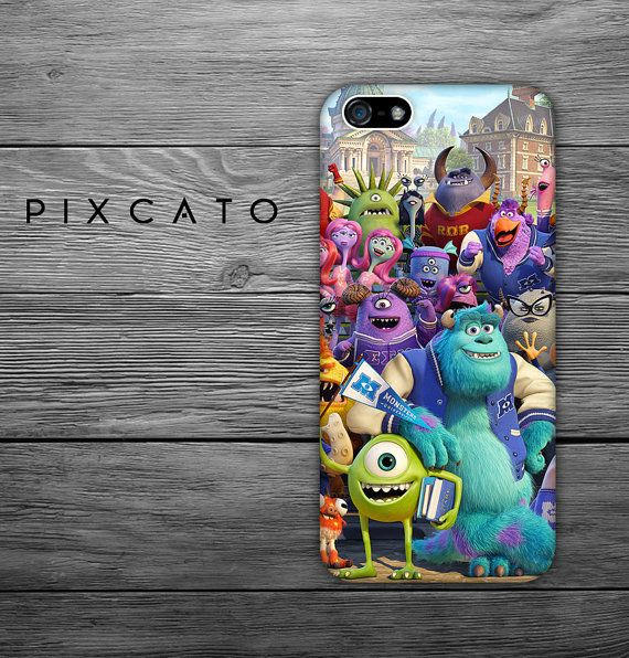 monsters university phone case