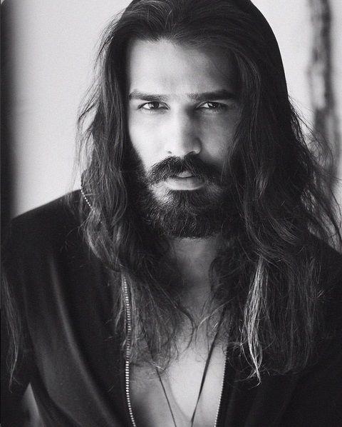 Pin By Anastasia Sheveleva On Beard Long Hair Styles Long Hair Styles Men Long Hair Beard