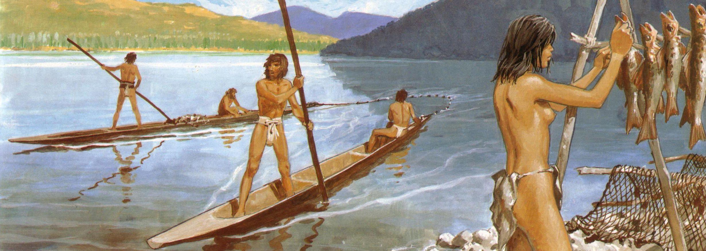Картинки рыболовы и охотники египта, текстом