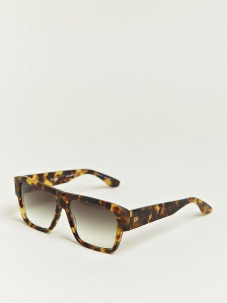 e7750441e92 DITA Animal Matte Tokyo Tortoise Insider Sunglasses - Lyst