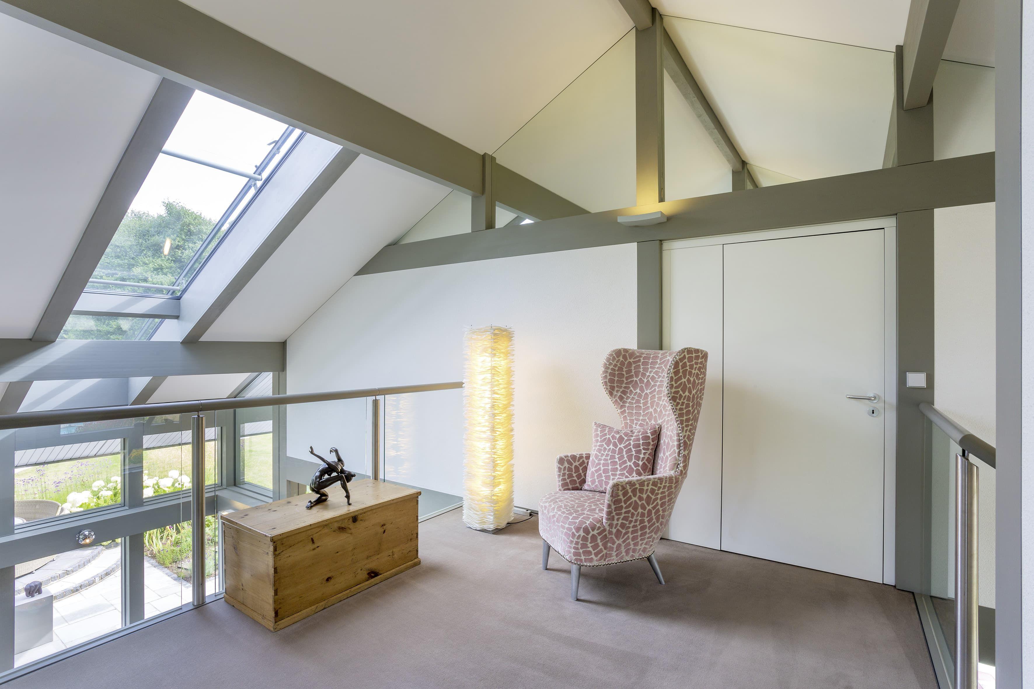Ein naturnahes Architekten-haus im Garten Eden
