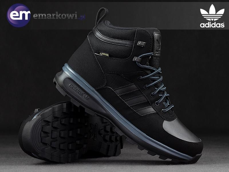 Buty Zimowe Adidas Chasker Boot M20330 Gore Tex Boots Adidas Sneakers