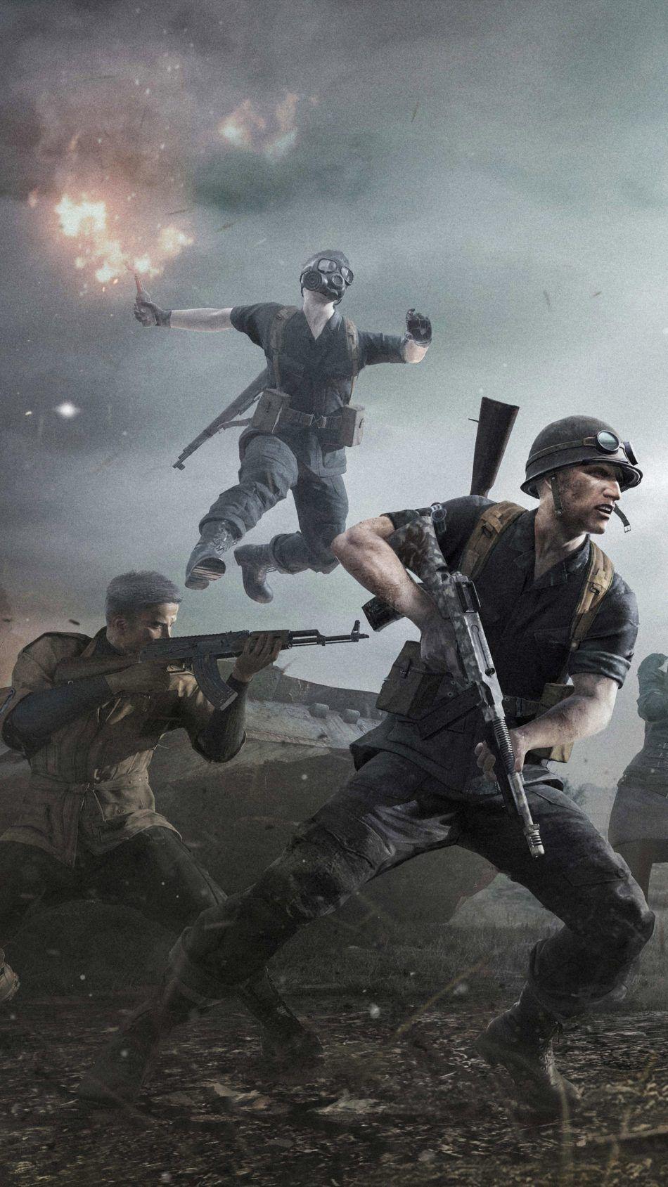 Pin on PlayerUnknown's Battlegrounds (PUBG) Wallpapers
