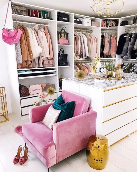 Eye Candy: Really Pretty Feminine Rooms – South Shore Decorating Blog