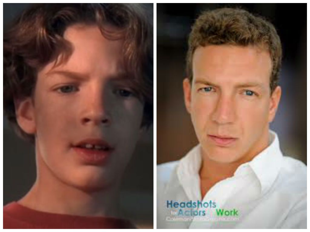 Hal Scardino Omri The Indian In The Cupboard 1995 Celebrities Then And Now Stars Then And Now Indian In The Cupboard