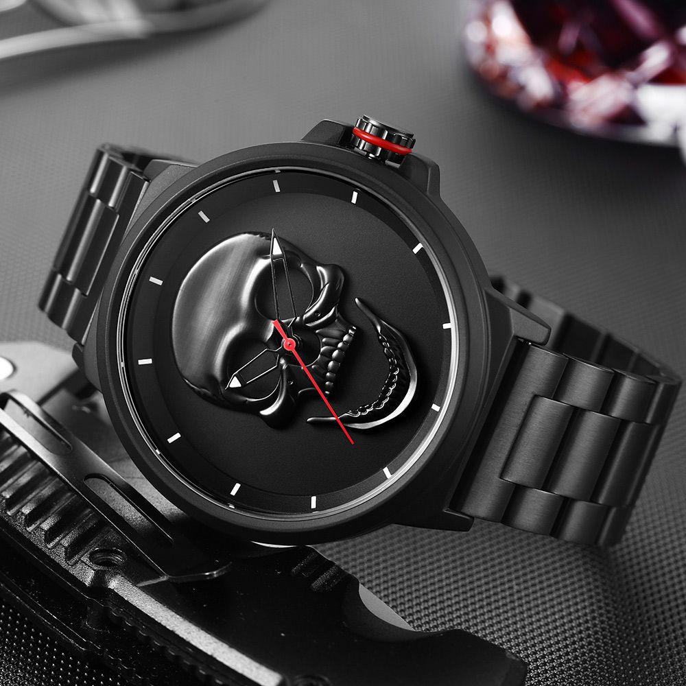 Products C&S Swiss army watches, Titanium bracelet