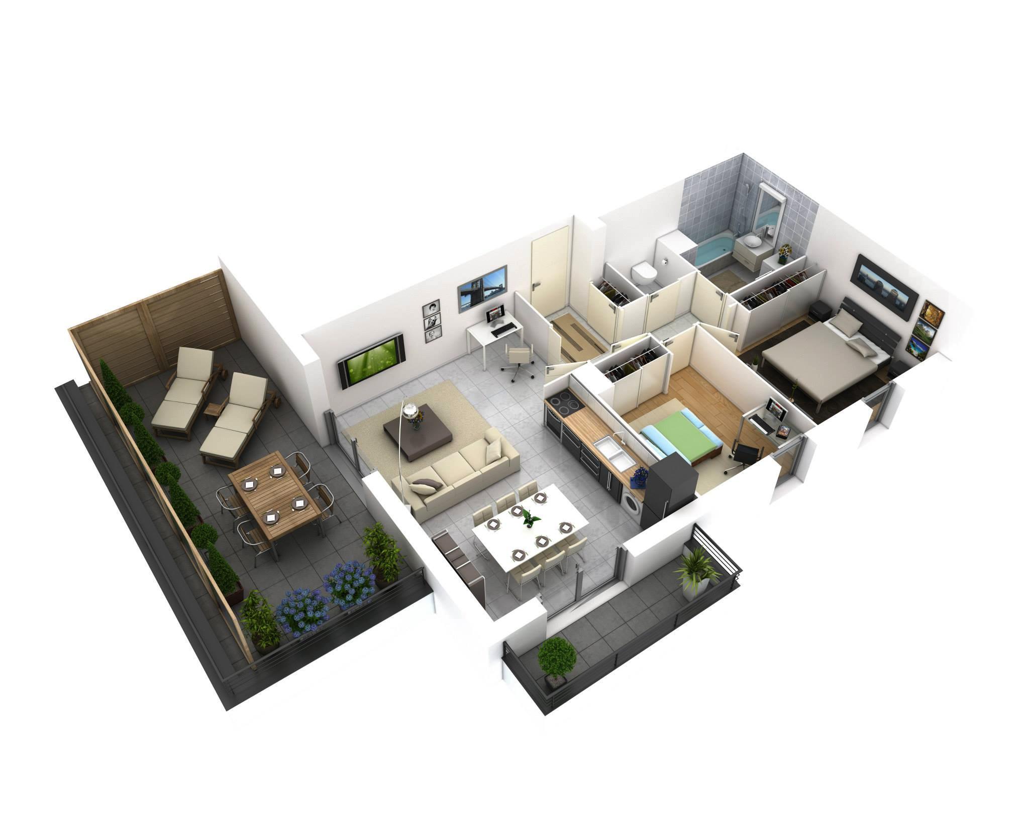 Công Ty Xây Dựng Thiện Cơ Tư Vấn Thiết Kế Thi Công Nhà Ở Biệt Thự Amusing 3 Bedroom House Design Ideas Design Ideas
