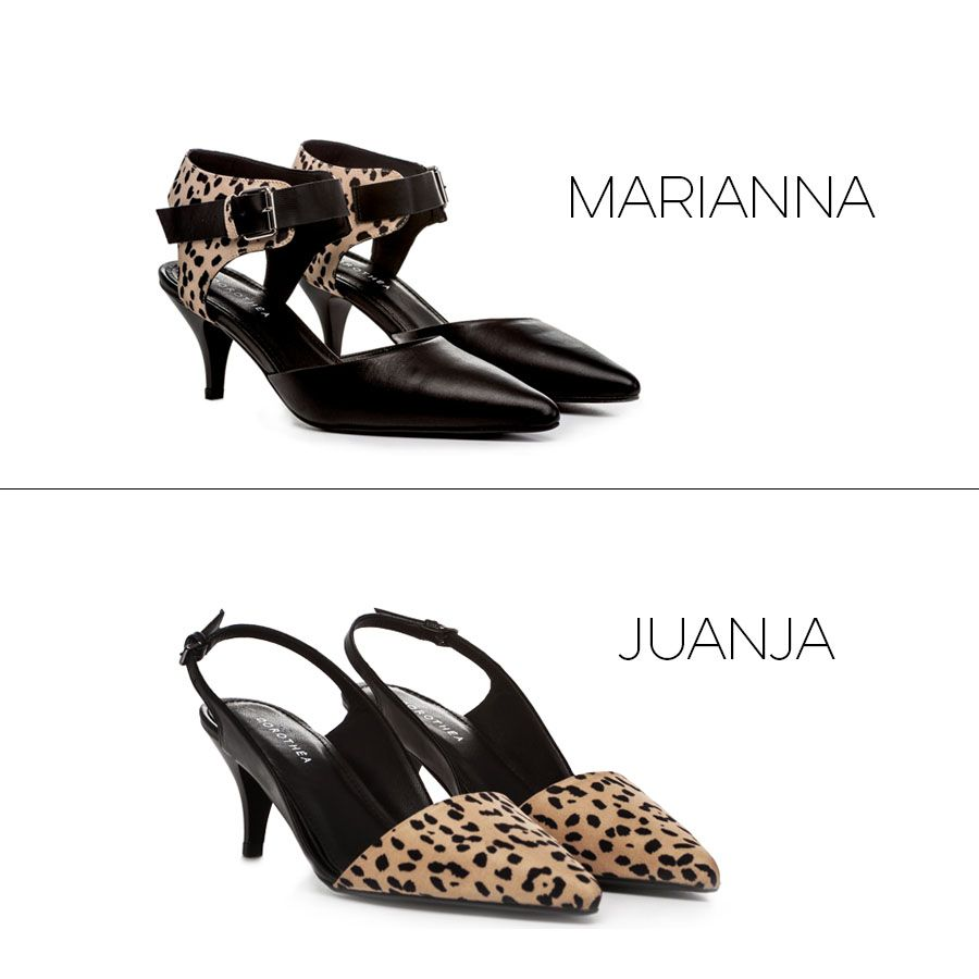 ¿Cuál de nuestros modelos en animal print te gusta más? www.dorothea.com.mx