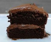 Easy Moist Chocolate Cake – Desserts – Chocalate Cake Recipes
