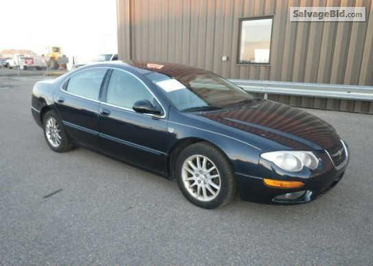 2001 Chrysler 300m Vin 2c3ae66g21h712198 Chrysler 300m