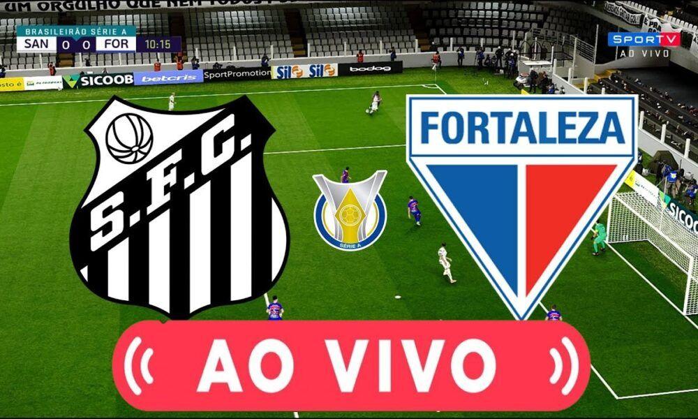 Assista Agora Santos X Fortaleza Ao Vivo Na Tv E Online Brasileirao Serie A Brasileirao Filmes Para Adultos Campeonato Brasileiro