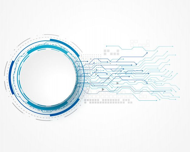 Baixe Fundo De Conceito De Tecnologia Com Malha De Arame E Espaco De Texto Gratuitamente Graphic Design Background Templates Artificial Intelligence Technology Wallpaper