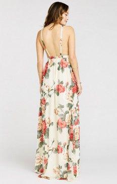 8ff582f069 Amanda Maxi Dress ~ Lady Rose