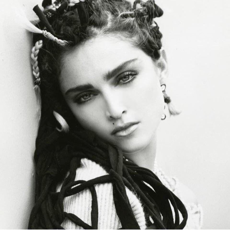 Young Madonna nude photos 2019