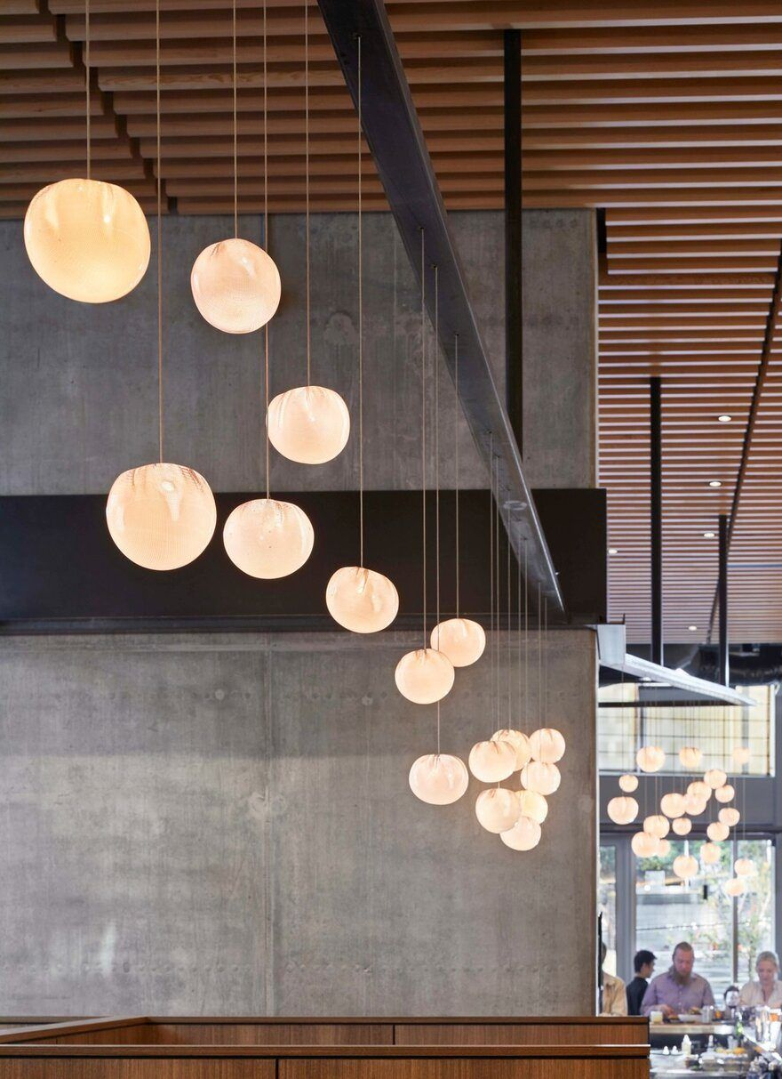 Wild Ginger Denny Triangle In Seattle Skb Architects