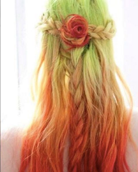 Crazy Cool Hair Color Ideas To Try If You Dare