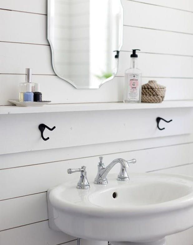 Your Biggest (and Smallest) Bathroom Conundrums, Solved